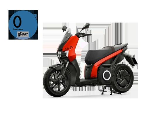 MÓ eScooter 125