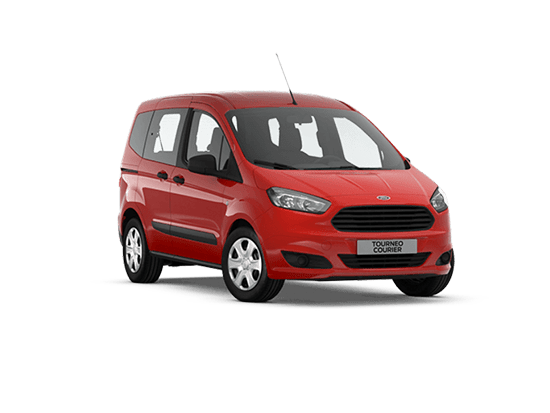 Ford Tourneo Courier nuevo Madrid