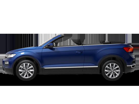 Volkswagen Nuevo T-Roc Cabrionuevo Bilbao