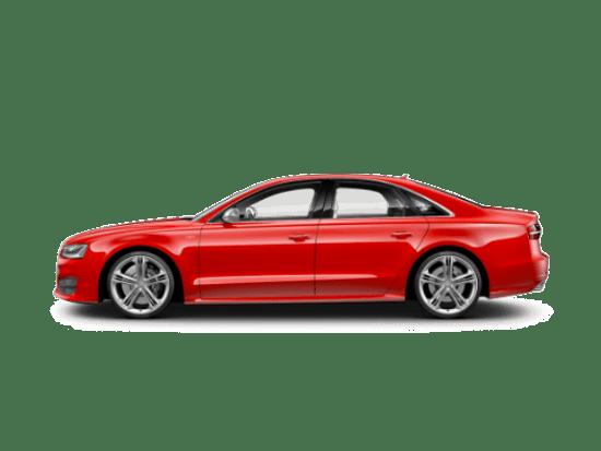 Audi S8nuevo Girona