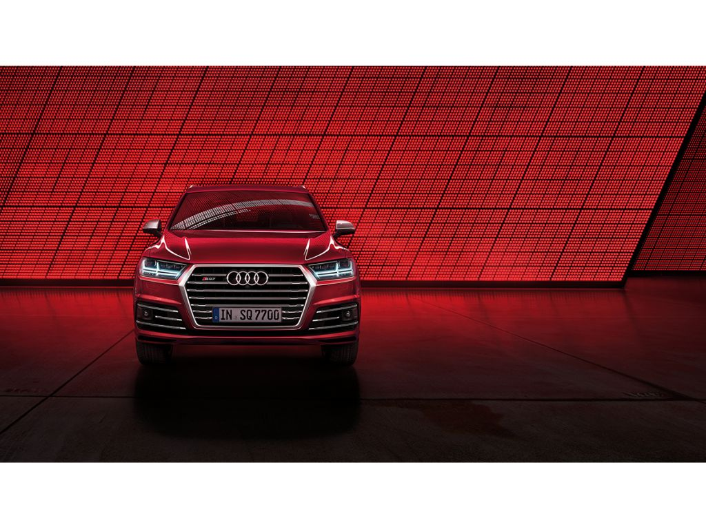Nuevo Audi SQ7nuevo Madrid