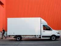 volkswagen Crafter Boxnuevo Madrid