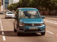 Volkswagen Caddy GNC Editionnuevo Madrid
