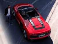R8 Spyder V10 Quattronuevo Madrid