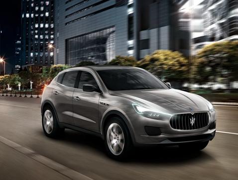 El Maserati Levante ya está en pruebas