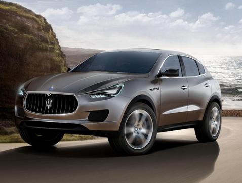 El Maserati Levante debutará en el Salón de Detroit