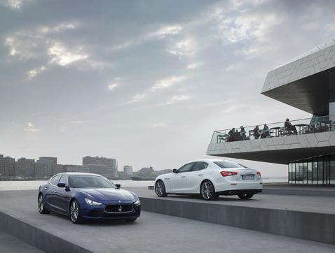 Las ventas de Maserati se mantienen a ritmos de 2014