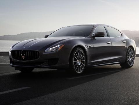Maserati Ghibli y Quattroporte, los coches con mayor valor residual