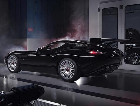 Zagato Maserati Mostro, una edición limitada de lujo
