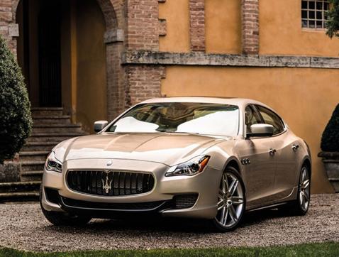 Maserati Quattroporte y Ghibli Model Year 2016