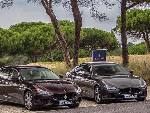 El Club Maserati España celebró su primer aniversario