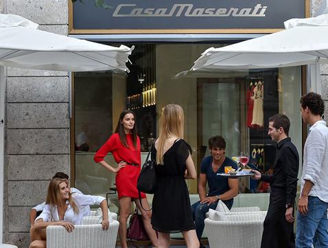 La Casa Maserati abre sus puertas en Milán