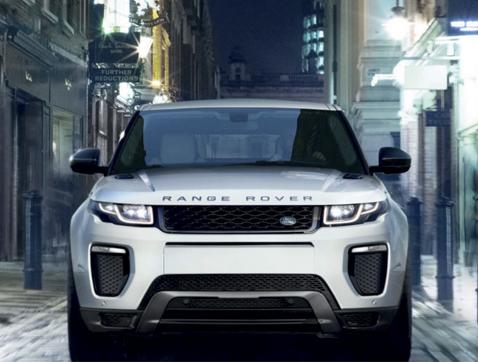 Range Rover Evoque: más que una cara bonita