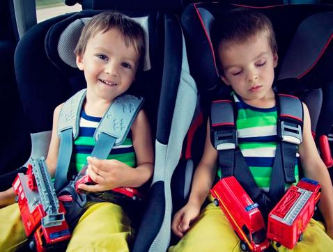 Viajar con niños estas vacaciones: mamá ¿cuánto falta?