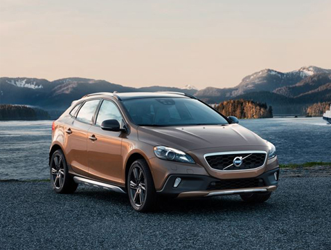 El Volvo V40 Cross Country te lleva a la escapada perfecta