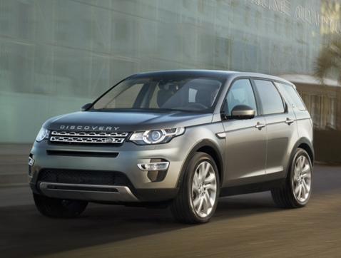 Discovery Sport: control dentro y fuera de la carretera