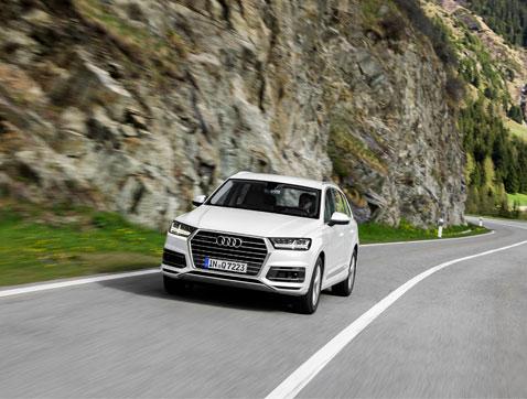 El asistente predictivo de eficiencia de Audi: hasta un diez por ciento menos en consumo