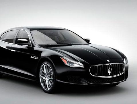 Maserati Quattroporte S : potencia siempre a mano