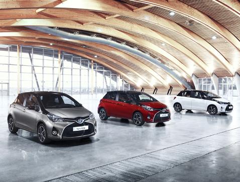 Los nuevos Prius y RAV4 hybrid: protagonistas del stand de Toyota en Frankfurt