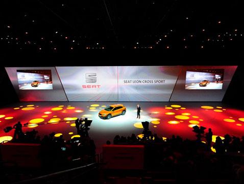 SEAT presenta el showcar León Cross Sport