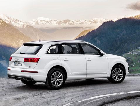 Audi Q7 3.0 TDI quattro ultra: alta eficiencia en diésel