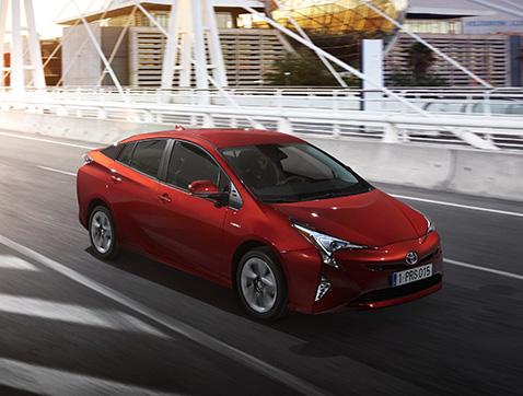 Toyota Prius: tecnologías avanzadas en su cuarta generación