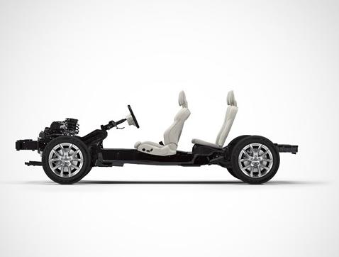 Nueva gama de vehículos de Volvo basada en una innovadora tecnología