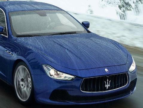 Maserati Ghibli S Q4 : Una experiencia de conducción poderosa