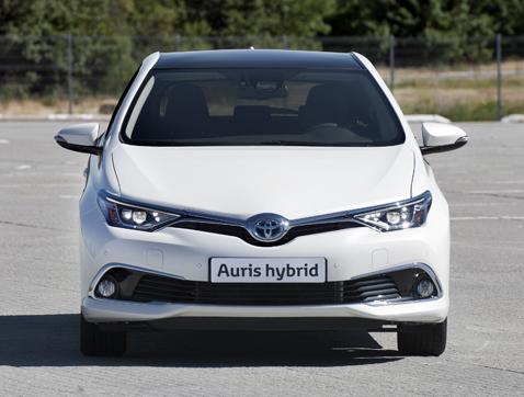 Toyota Auris: galardonado con uno de los premios WWCOTY 2015