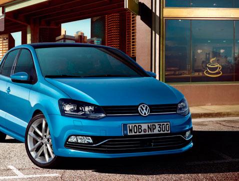 Nuevo Volkswagen Polo: tan seguro como innovador