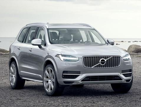 Volvo XC90: finalista al mejor coche del año