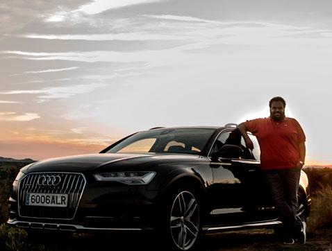 The Sound of Emotions: Audi y Carlos Jean crean la primera canción a través de las sonrisas de la gente