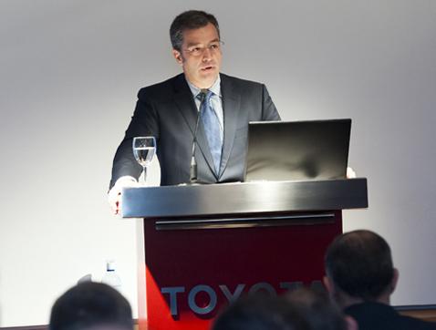 Toyota España cerrará 2015 con 52.000 unidades vendidas, de las que más de 13.000 serán de modelos híbridos