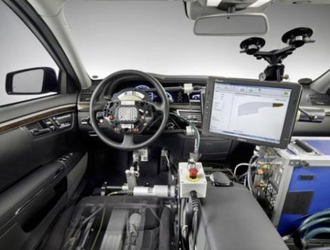 España aprueba la circulación de coches autónomos