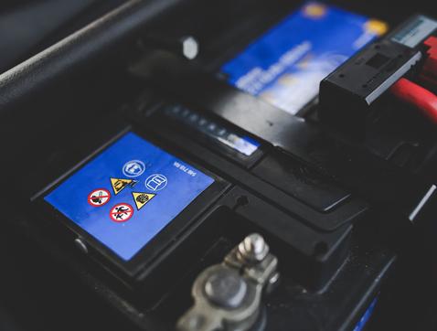 La batería reduce su capacidad con el frío