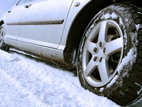 ¿Cuándo es recomendable llevar neumáticos de invierno?