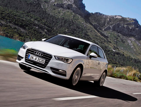 Audi, una vez más líder del segmento Premium en España y nuevo récord global de ventas