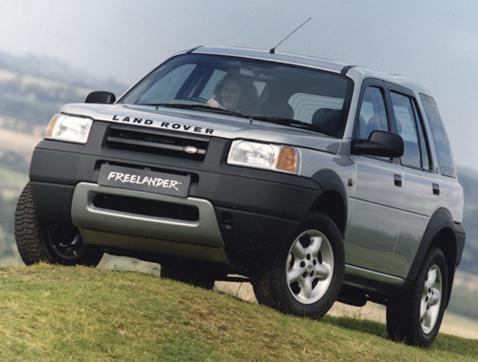 El freelander 1 se incorpora a la línea de modelos del Land Rover Heritage