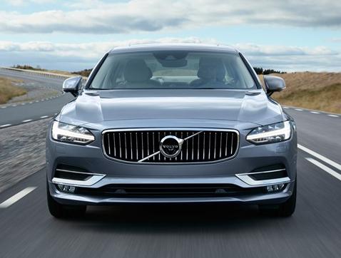 Volvo desvela el nuevo S90 en el Salón de Detroit