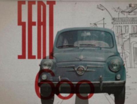 La historia de SEAT, contada en 90 segundos
