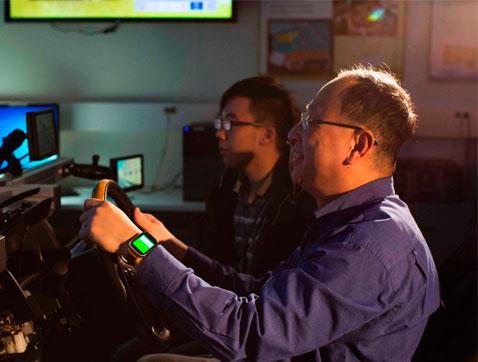 Ford analiza el vínculo entre datos de salud y tecnología de asistencia al conductor