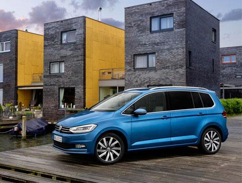 Volkswagen: líder del mercado automovilístico español