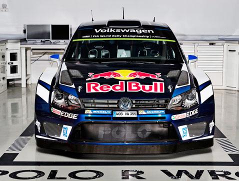 El Volkswagen Polo R WRC arranca la nueva temporada con mejoras detalladas