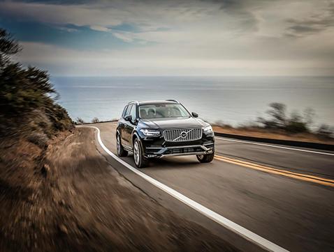 Volvo XC90: el SUV más seguro según EuroNCAP