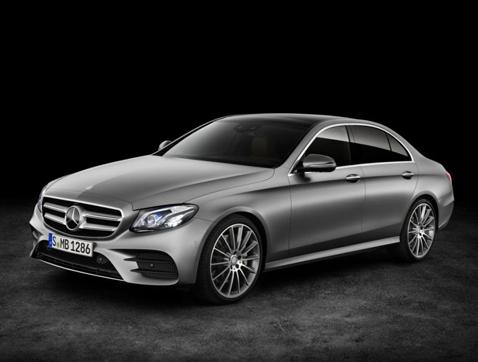 Nueva clase E: el Mercedes-Benz más inteligente