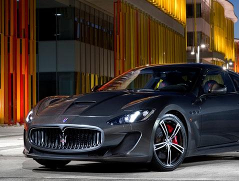 Maserati Gran Turismo  MC Stradale:  el equilibrio perfecto entre el circuito y la carretera