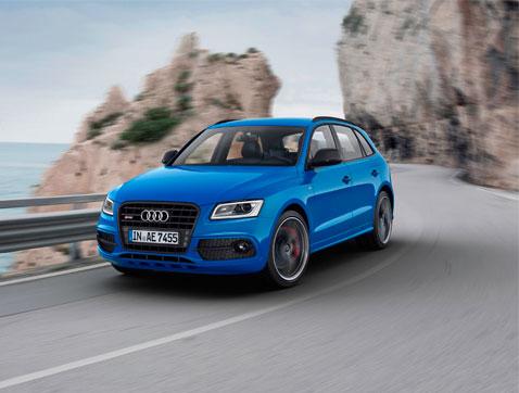 Audi, líder en España en vehículos con tracción a las cuatro ruedas