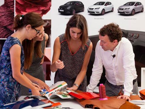 Color&Trim: así se eligen las nuevas tonalidades cromáticas de los futuros SEAT