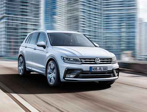 El nuevo Volkswagen Tiguan llegará en mayo a los concesionarios españoles