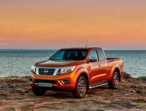 Nissan incentiva la producción de su nuevo pick-up Navara